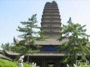 西安小雁塔历经千年地震而不倒的秘密