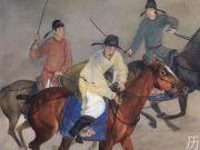 唐朝人喜欢打马球_同一时期的欧洲人在玩什么?